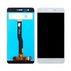 Дисплей (экран) HUAWEI Nova (2016) (CAN-L11) + тачскрин, цвет белый, с микросхемой
