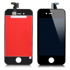 Дисплей (экран) iPhone 4s + тачскрин, цвет черный 2CAN