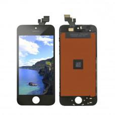 Дисплей (экран) iPhone 5 + тачскрин, цвет черный 2CAN