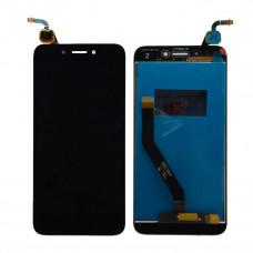 Дисплей (экран) HUAWEI Honor 6A (DLI-AL10, DLI-TL20) + тачскрин, цвет черный
