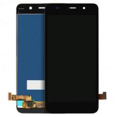 Дисплей (экран) HUAWEI Honor 4A/Y6 + тачскрин, цвет черный
