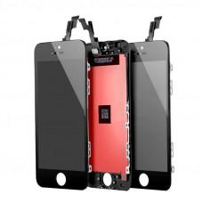Дисплей (экран) iPhone 5С с тачскрином Чёрный 2CAN