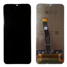 Дисплей (экран) HUAWEI P Smart (2019), POT-LX3, POT-LX1, POT-AL00 + тачскрин, цвет черный