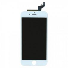 Дисплей (LCD) iPhone 6S + сенсор white China Original