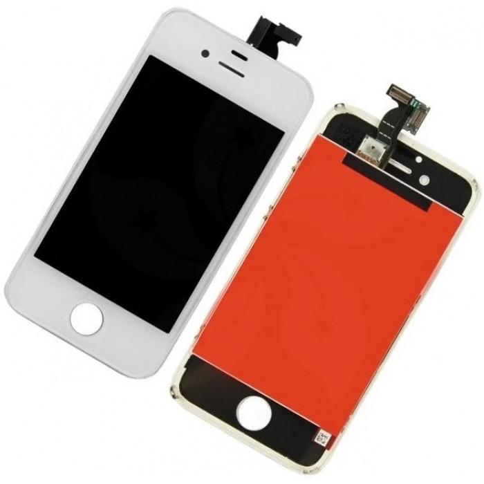 Дисплей (экран) iPhone 4s + тачскрин цвет белый 2CAN