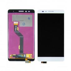 Дисплей (экран) HUAWEI Honor 5X с белым тачскрином