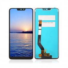 Дисплей (экран) HUAWEI Honor 8C + тачскрин, цвет черный